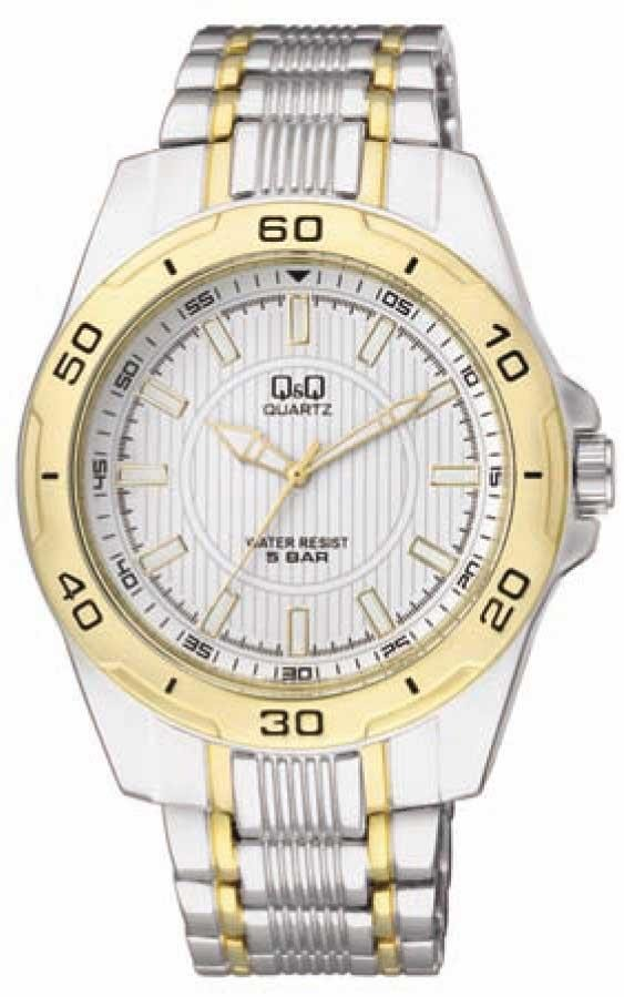 Nowy Zegarek Q&Q (CiticenGroup) F496-401 Gw24m