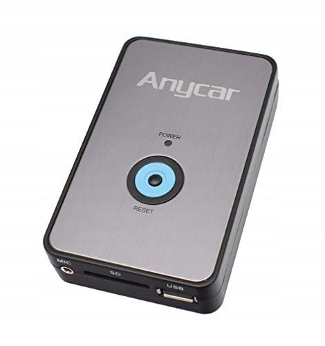 Zmieniarka USB SD AUX MP3 Anycar do VW R100 / 110