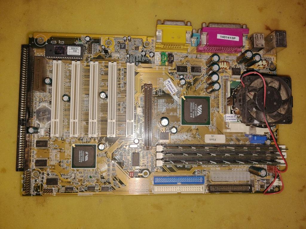 PŁYTA-AGP-4X-CHIPSET