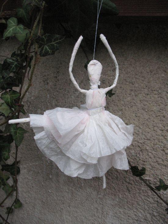 baletnica Shabby Chic Vintage (3)