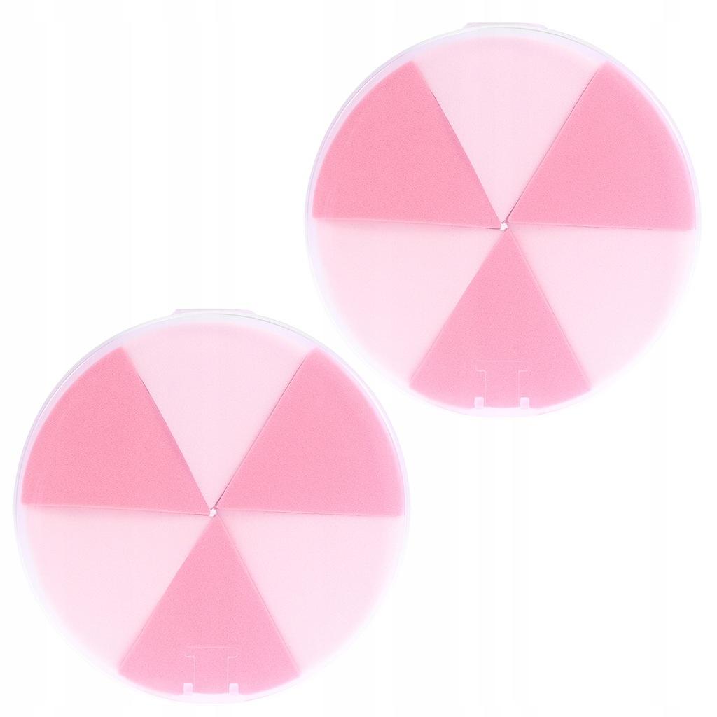 2szt.Jednorazowe waciki w kształcie wachlarza Uniw