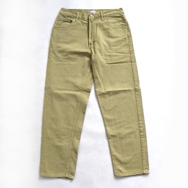 CALVIN KLEIN eleganckie męskie spodnie JEANSY r 48