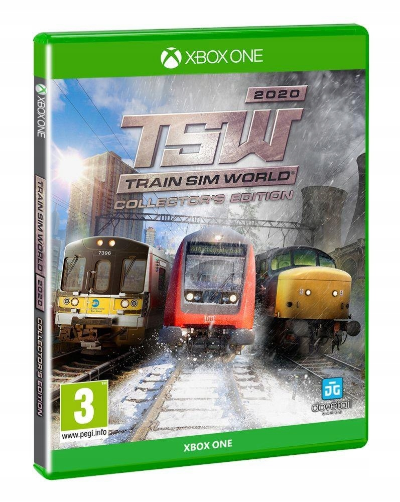 Gra Train Sim World 2020 Collector's Edition (XBOX