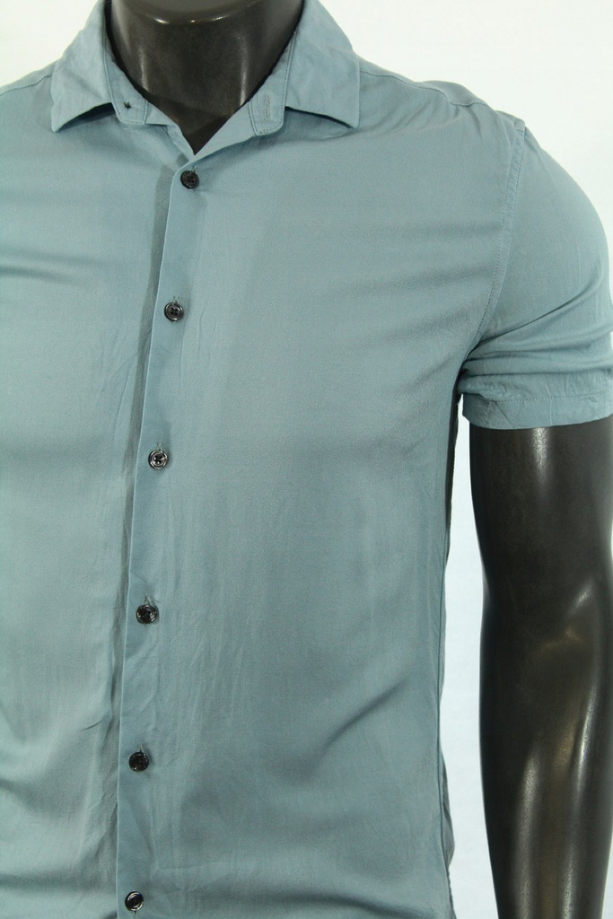 ASOS Koszula fajny materiał i styl! S 8419547923  lVeyW