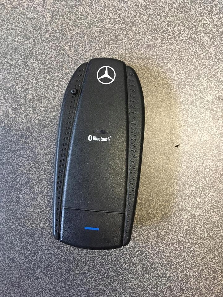 Oe Mercedes Me Adapter Aplikacja Bluetooth Obd Ruda Slaska Allegro Pl