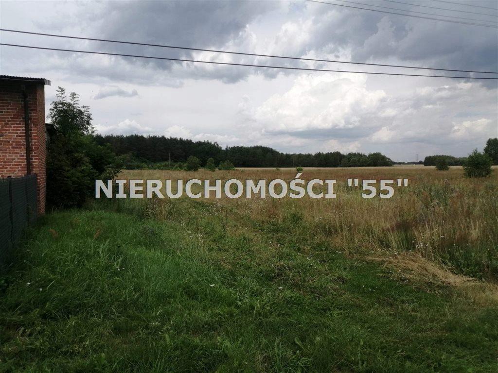 Działka, Józefów, Bełchatów (gm.), 4999 m²
