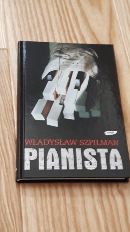 """Władysław Szpilman """"Pianista"""""""
