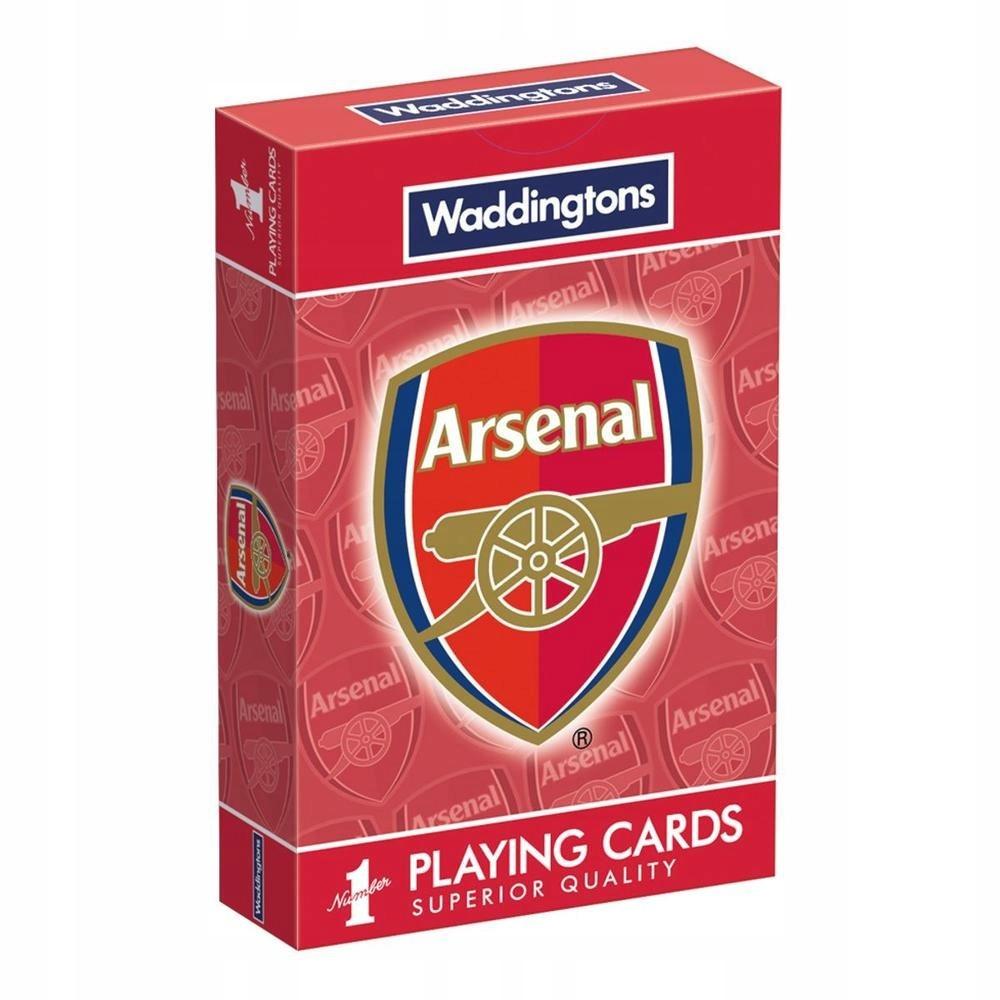 Karty Waddingtons No.1 Arsenal FC