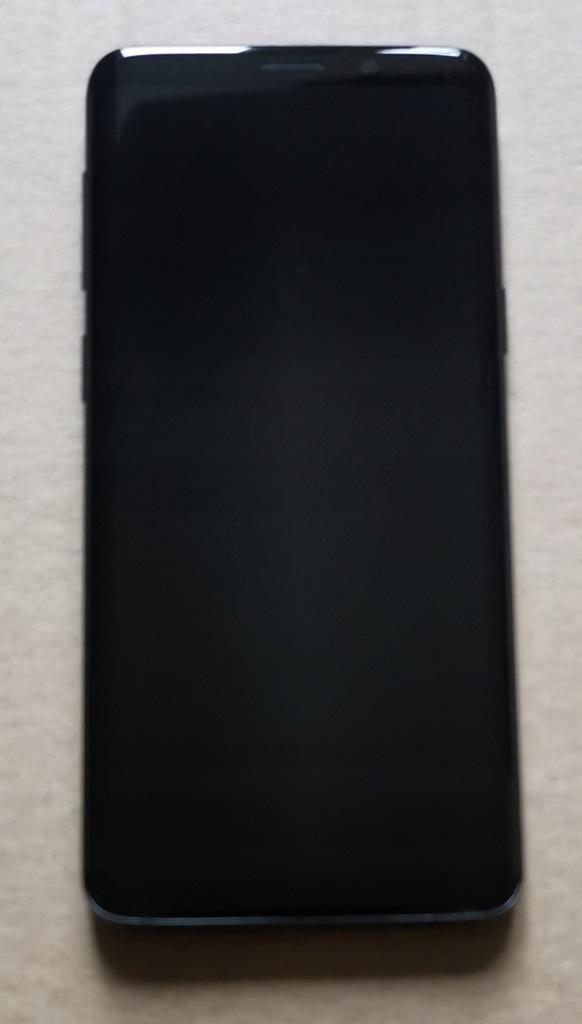 Oryginalny wyświetlacz Samsung S9 SM-G960F czarny