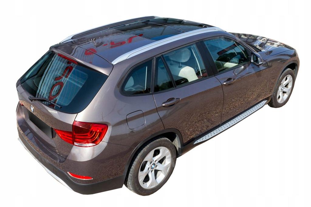 BMW X1 2009-2016 STOPNIE BOCZNE PROGI