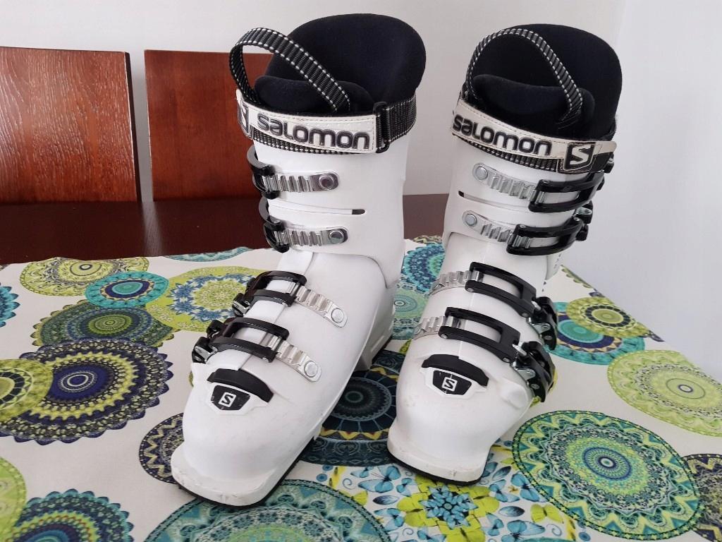 Buty narciarskie SALOMON X MAX 60 T r.23 HiQ