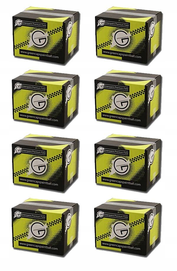 Kulki Greenpaint Premium Field (8 kartonów)