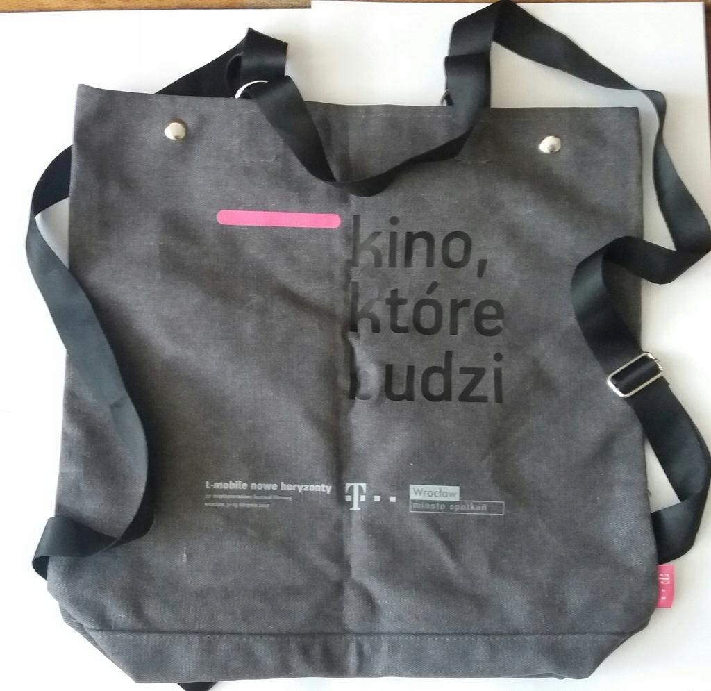 Festiwalowy torbo - plecak (Nowe Horyzonty)