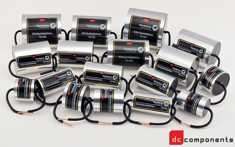Kondensatoren  0,47 uF 160 V 10 MKT