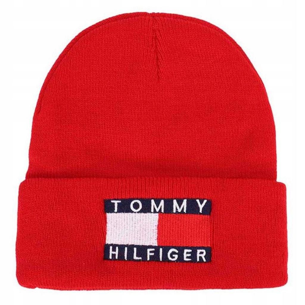Czapka zimowa Tommy Hilfiger