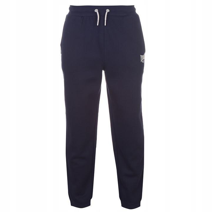 Spodnie dresowe dresy Everlast 486000 bawełna M