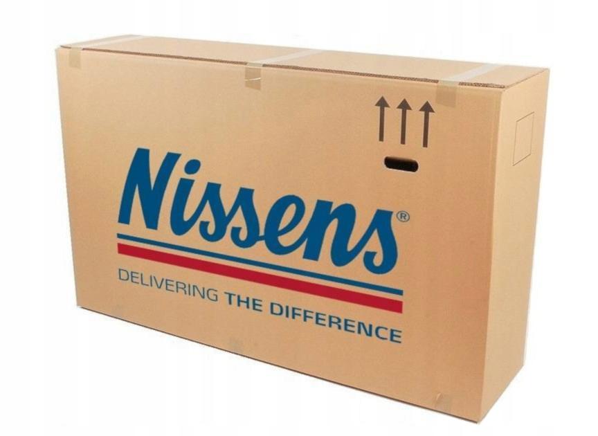 Chłodnica silnika NISSENS 67610 253100X000