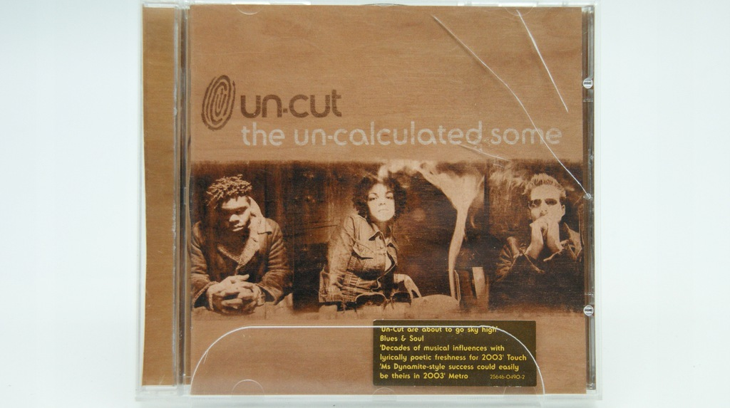 Un-Cut - The Un-calculated Some #3940