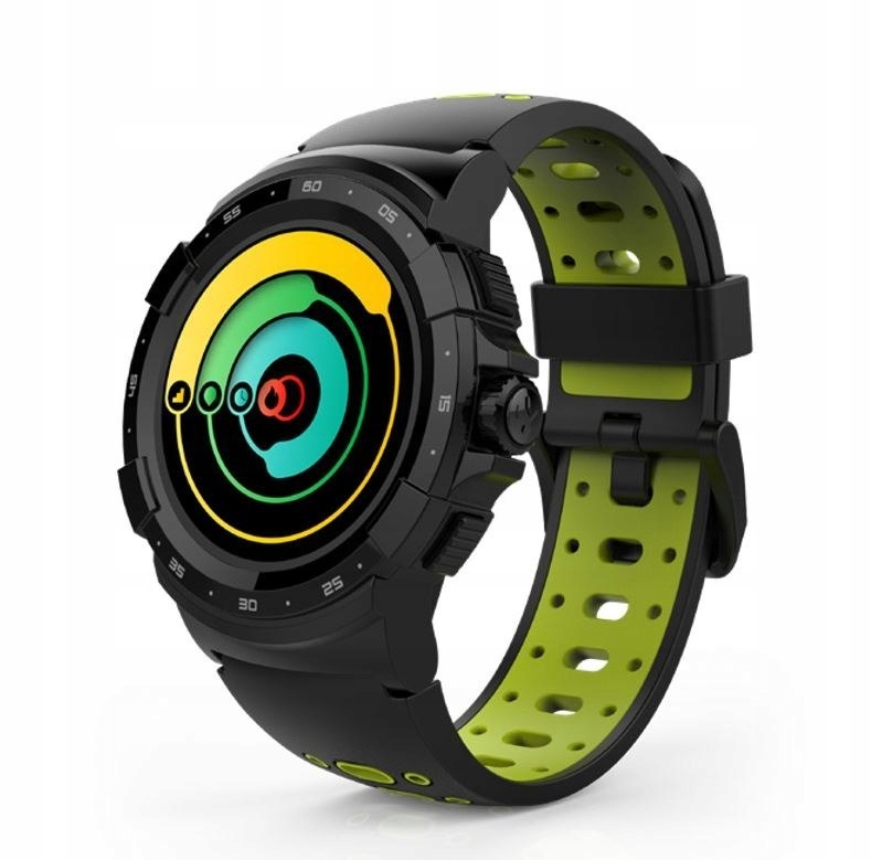 MyKronoz Zesport 2 460 mAh, Smartwatch, Touchscree