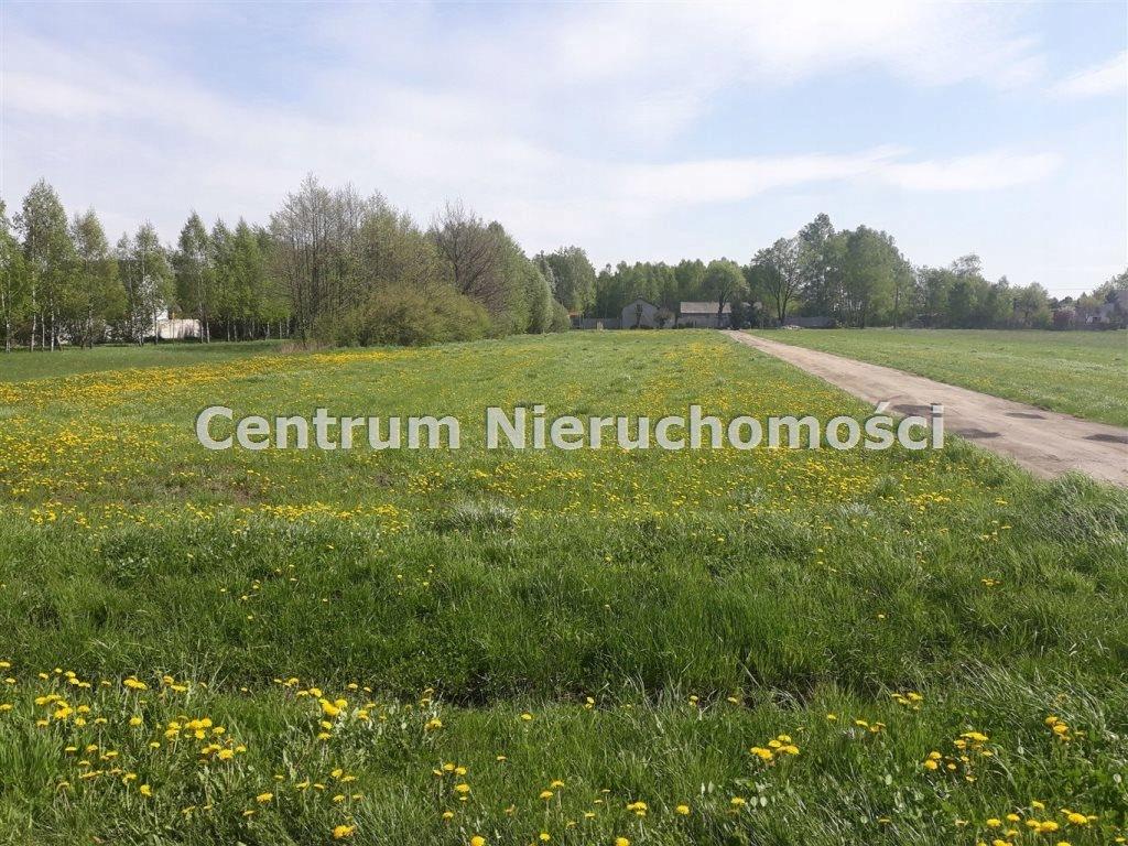 Działka, Tymienice, Zduńska Wola (gm.), 3276 m²