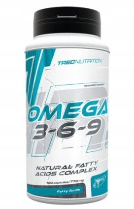 OMEGA 3-6-9 TREC 60 C TREC NUTRITION
