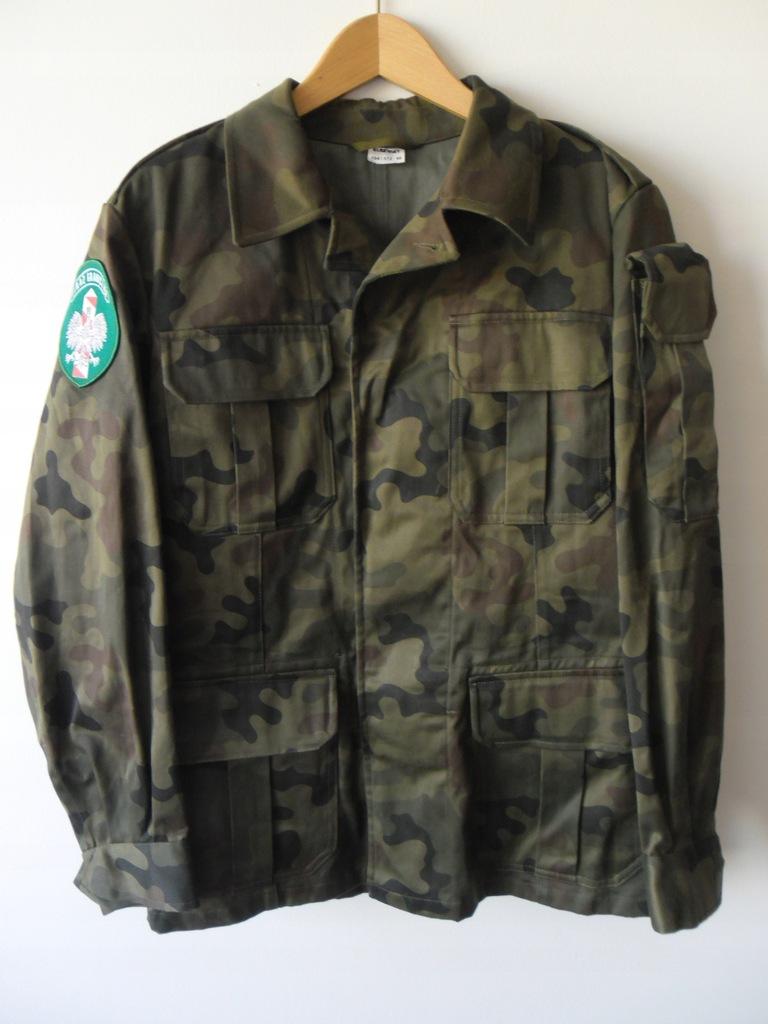 Mundur Wojskowy - Bluza Polowa 104/172/90 wz. 93