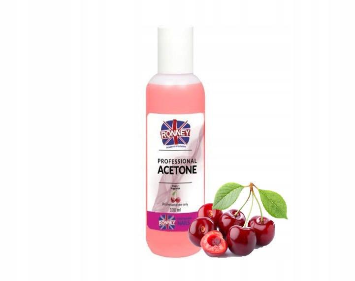 Ronney Aceton do zmywania hybrydy Cherry 100 ml