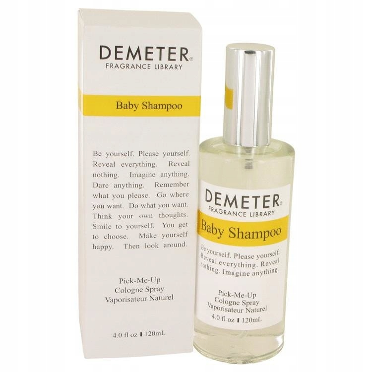 Demeter Baby Shampoo Cologne Spray 120ml