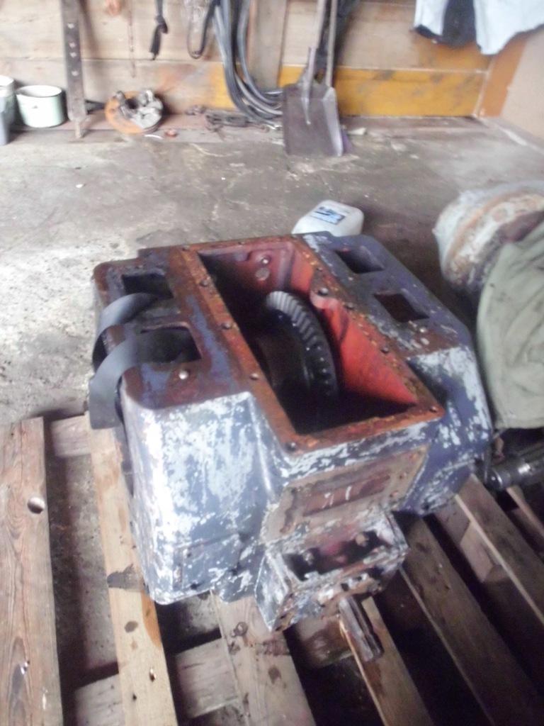 Most Tylny Naped Ursus C360 C355 C4011 Super Stan 7520559580 Oficjalne Archiwum Allegro