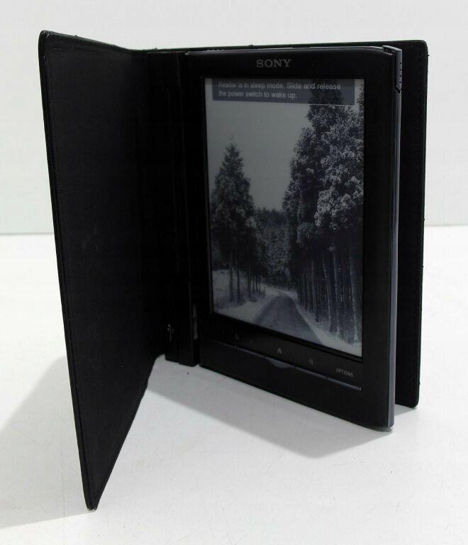 CZYTNIK E-BOOKÓW SONY READER PRS-650