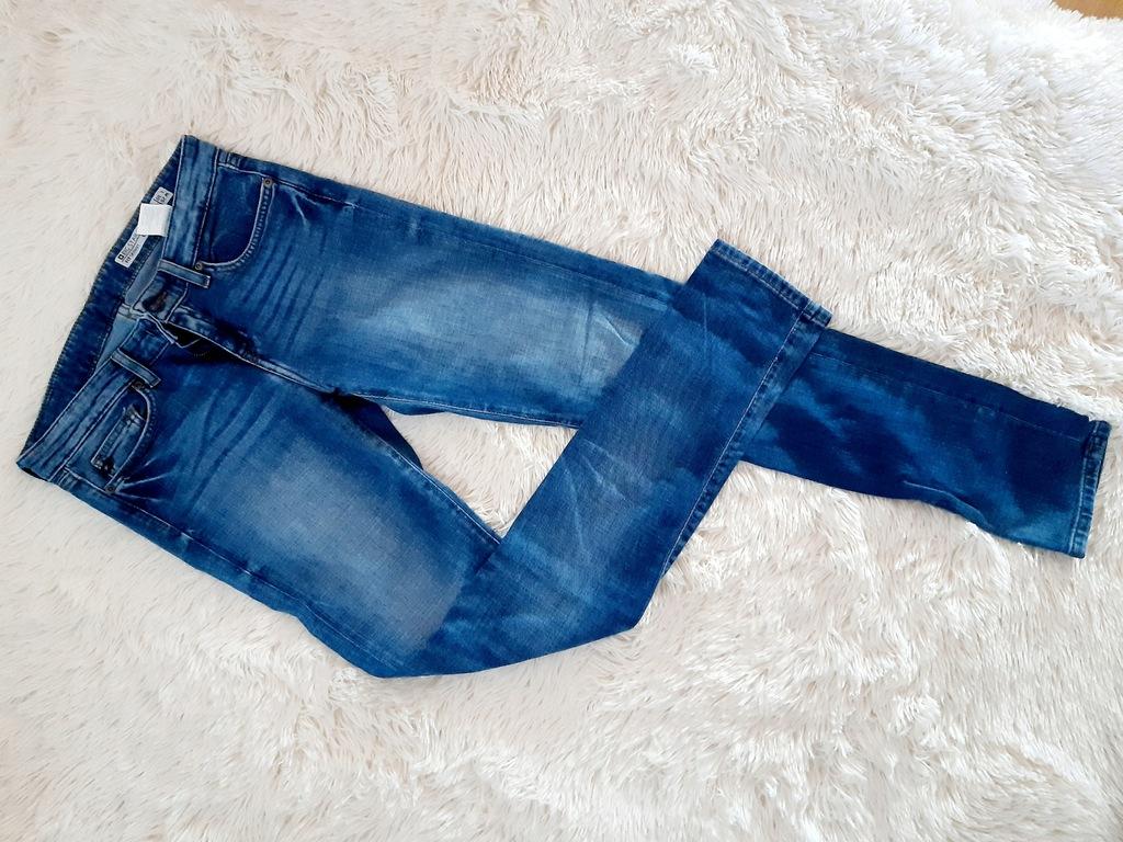 BIG STAR nowe jeansy niski stan xs