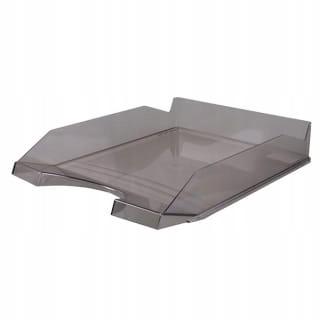 Półka na dokumenty A4 szufladka tacka dymna BANTEX