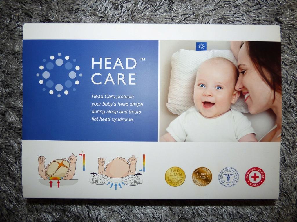 Poduszka Ortopedyczna Headcare Head Care Rozmiar L 7893262553 Oficjalne Archiwum Allegro