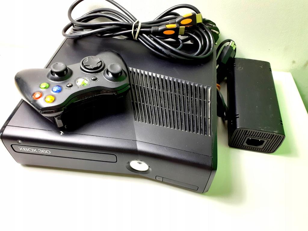 Konsola Microsoft Xbox 360 S 250GB czarny