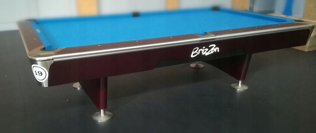 Stół bilardowy Brizzon Mahogany Pro-Club 9ft