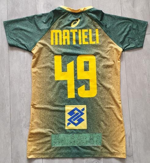 Koszulka Patricia Matieli BRAZYLIA