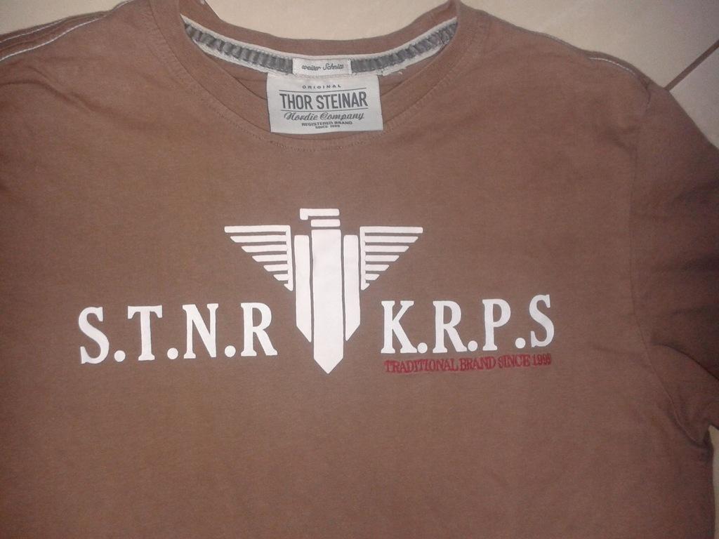 koszulka męska thor streinar M