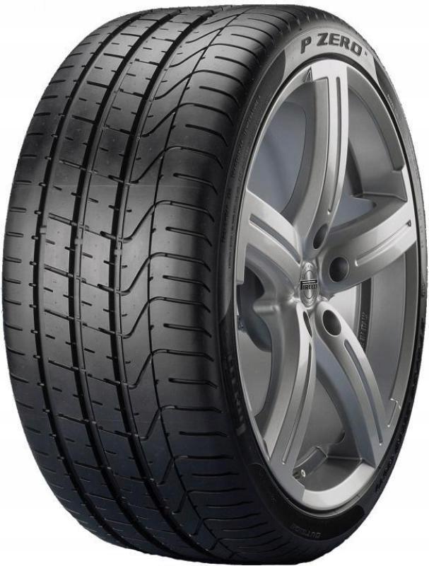 4x Pirelli P Zero XL 255/55 R20 109W