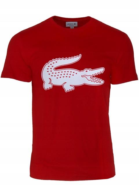 T-shirt męski Lacoste TH2042-564 - L