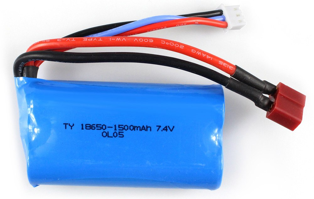 Akumulator JJRC Q39 L313 T-dean 7.4V 1500mah