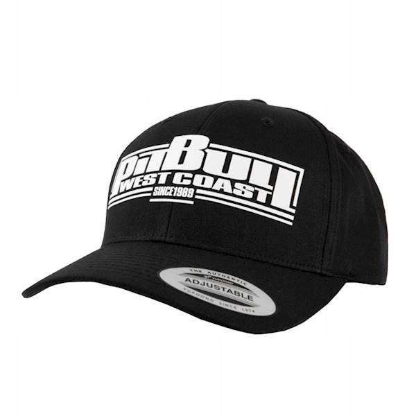 czapka z daszkiem pit bull