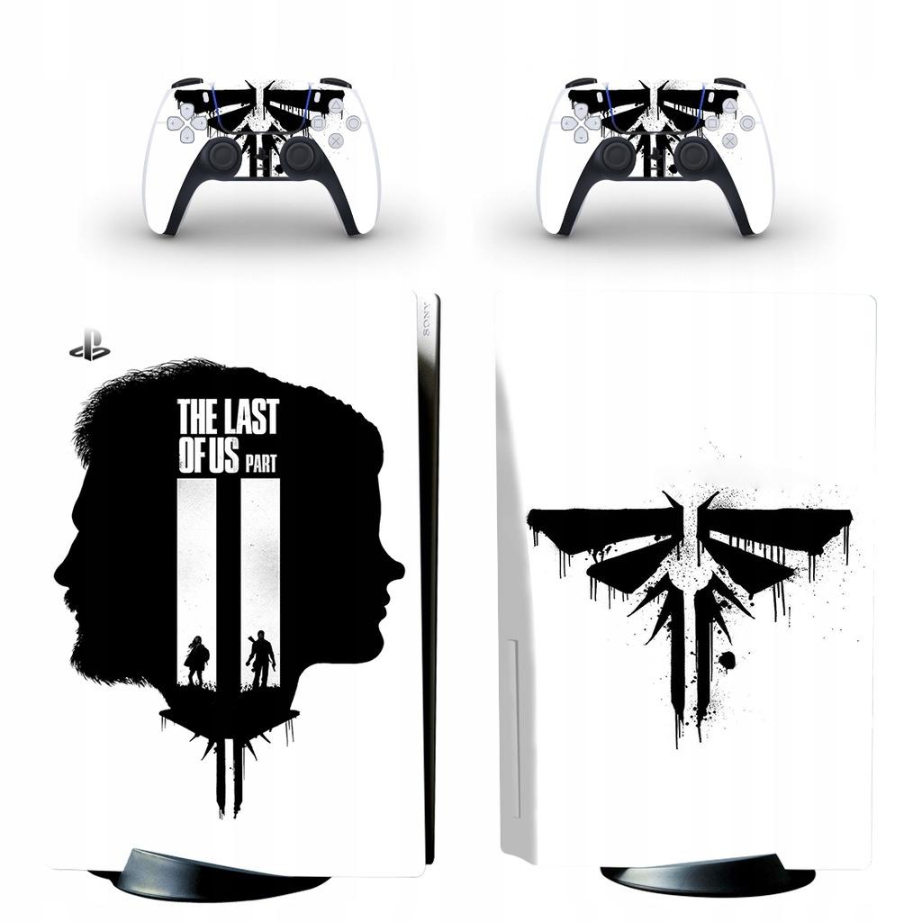 PlayStation 5 naklejka ochronna The Last of Us