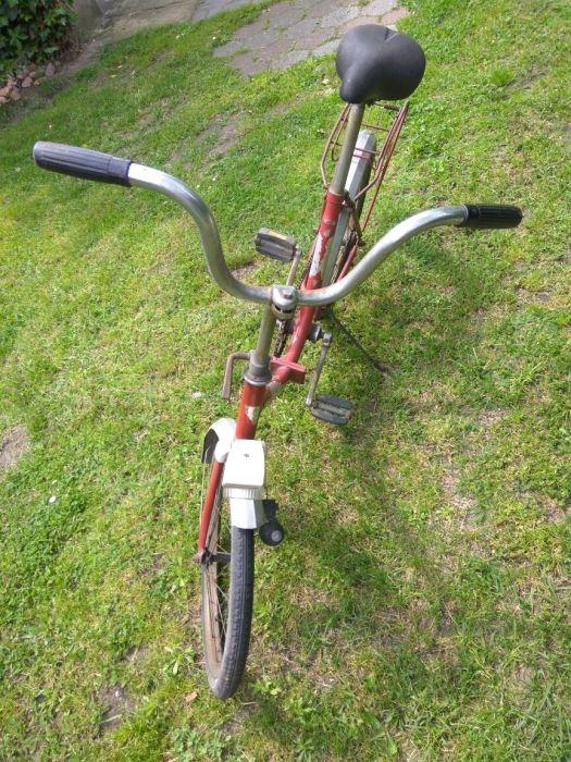Rower składak Romet Flaming PRL retro
