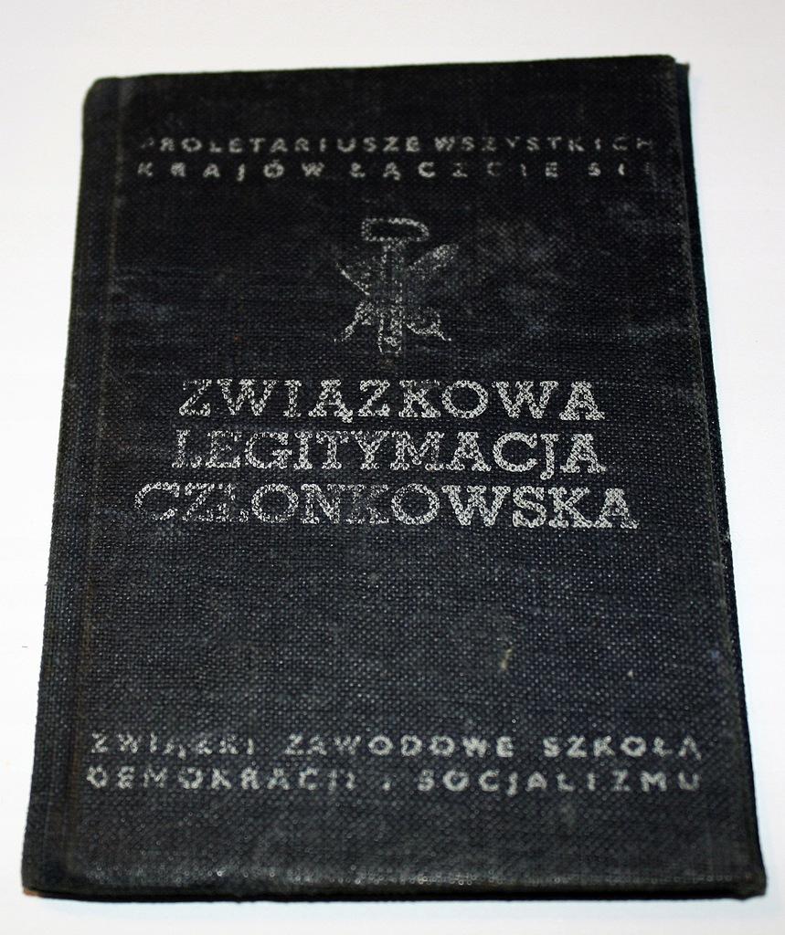 Związki Zawodowe szkoła demokracji I Socjalizmu