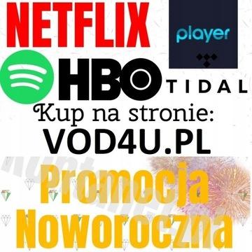 KUP TERAZ KONTO PREMIUM   HBO   SOPTIFY   C-D-A