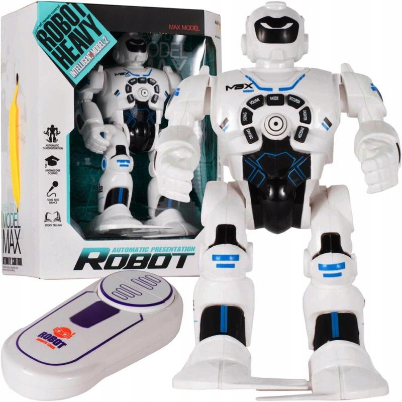 Robot zdalnie sterowany