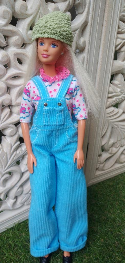 Lalka Barbie Cool Blue 9442015478 Oficjalne Archiwum Allegro