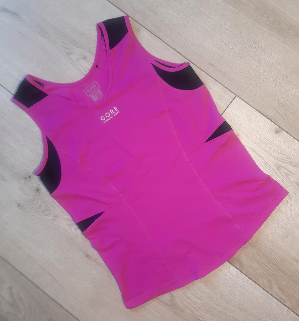 GORE RUNING bokserka koszulka do biegania 36