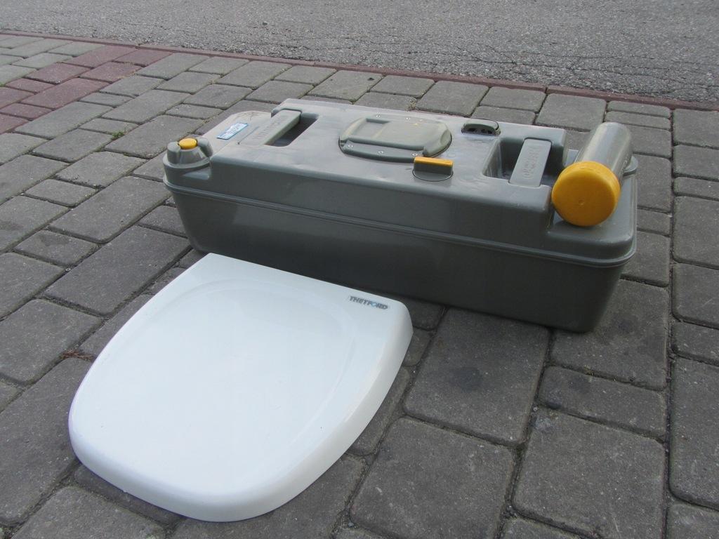 Kaseta Toalety THETFORD C2 C3 C4 + Deska Sedesowa