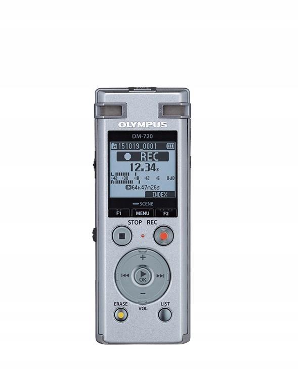 OLYMPUS Dyktafon DM-720